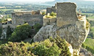 La Citadelle de Mornas